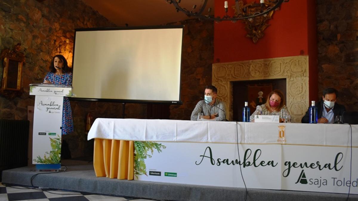 Asamblea de ASAJA Toledo