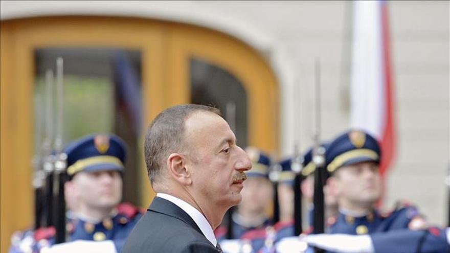Azerbaiyán derriba un helicóptero militar de las fuerzas de Nagorno Karabaj