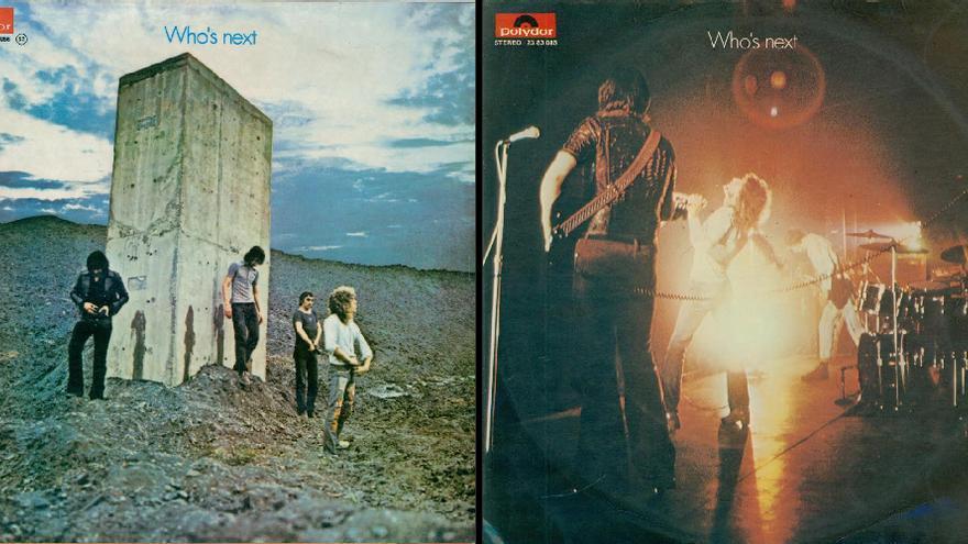 Cambiaron la imagen después de orinar de The Who por uno de sus directos