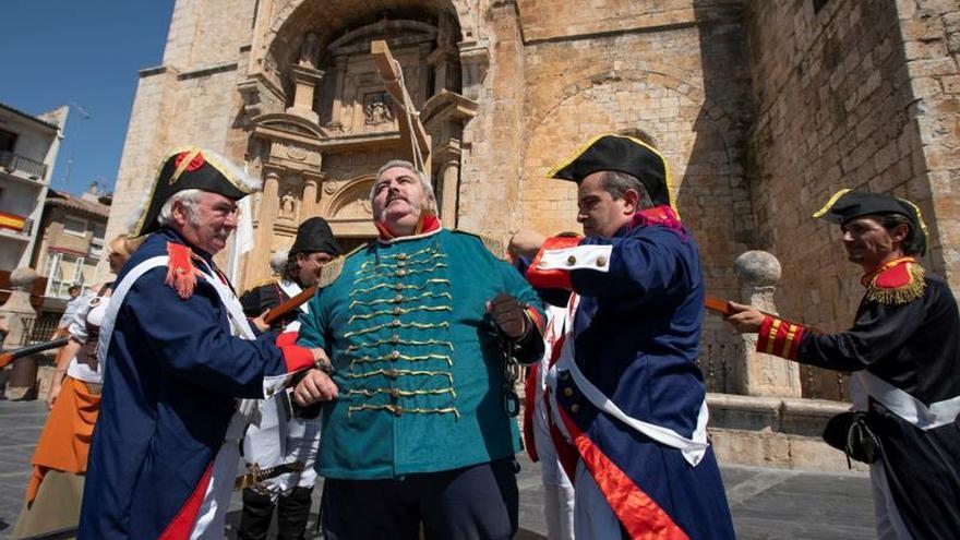 """Piden memoria para 'El Empecinado', el """"Cid moderno"""" que retó a los franceses"""