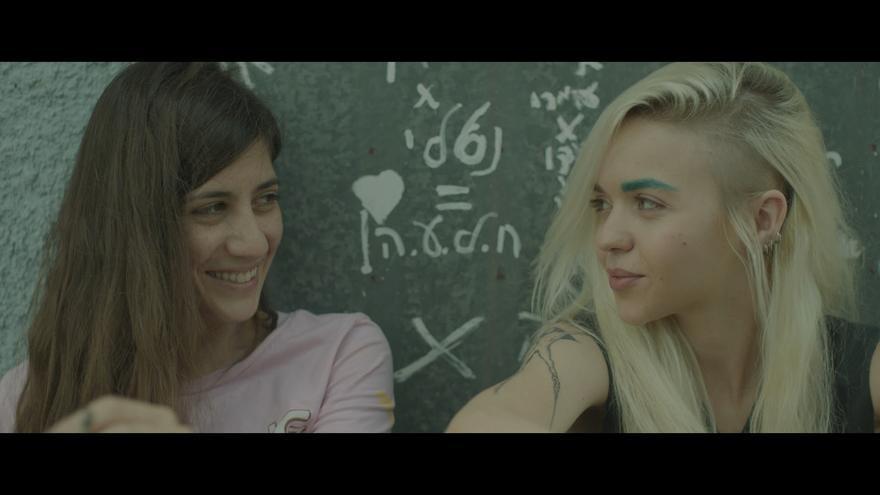 Fotograma de la película israelí 'Barash'