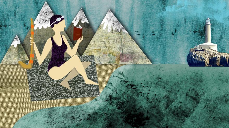 Ilustración de Ana María de Cagigal.   SARA FUENTES
