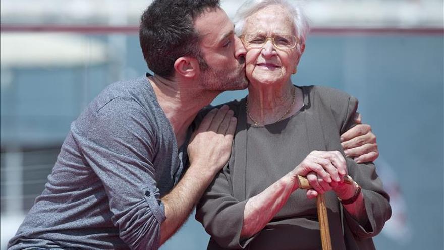 Antonia Guzmán, nominada actriz revelación con 93 años: Se han pasado un poco