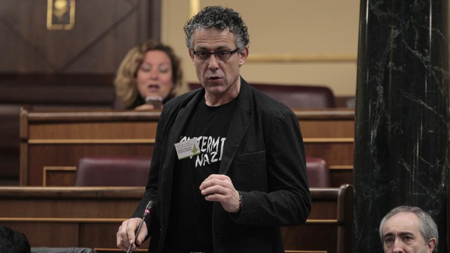 Amaiur visita a presos de ETA en Sevilla y denuncia en el Congreso que sufren aislamiento y agresiones