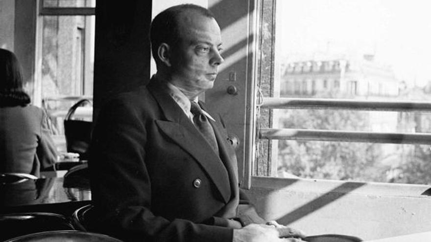 El escritor Antoine de Saint-Exupéry.  LIDO/SIPA