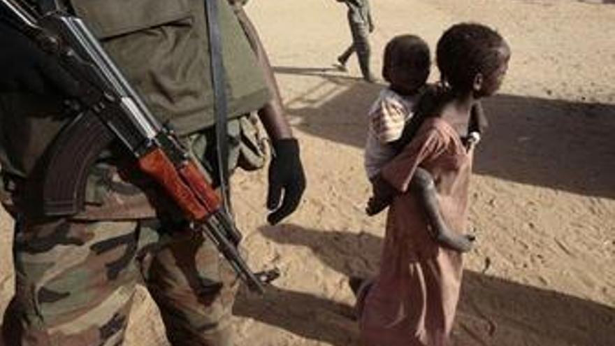 Al menos 70.000 nuevos desplazados en el Congo