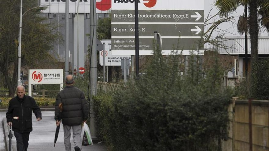 El juez adjudica a la empresa Cata los activos de Fagor Electrodomésticos