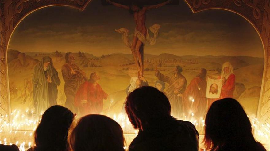 Los cristianos son el chivo expiatorio de la guerra en Siria, según Cáritas