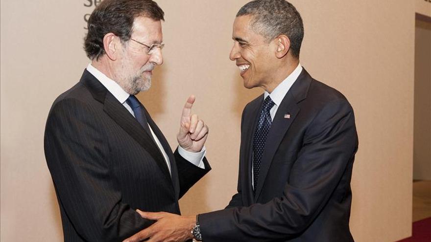 Rajoy mostrará a Obama una España fiable que remonta tras una crisis muy dura