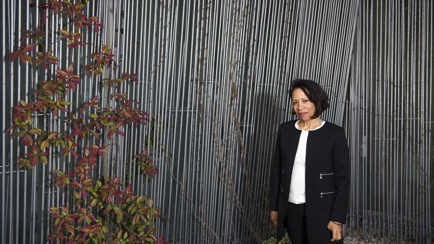 Taina Bien-Aimé, directora de la Coalición contra la Trata de Mujeres (CATW)