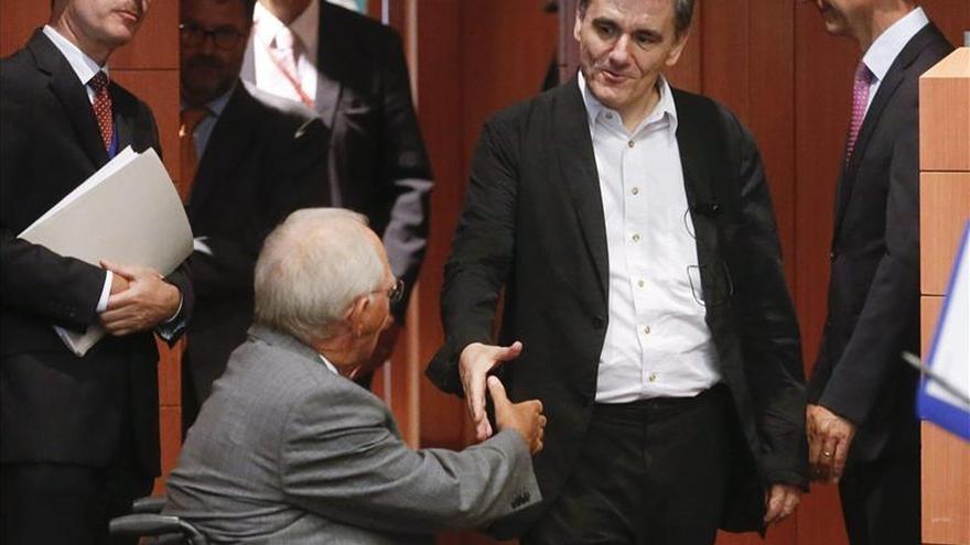 La eurozona aprueba el tercer rescate a Grecia