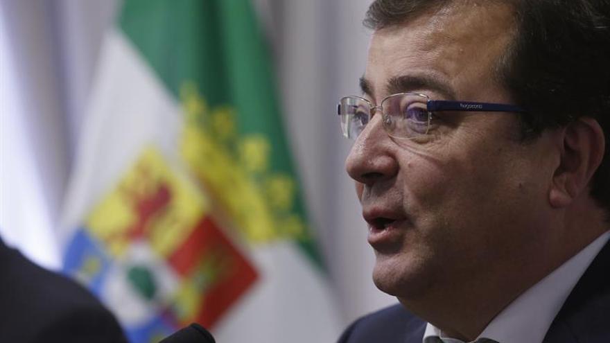 """El PSOE extremeño pide """"autocrítica"""" y que en el Comité Federal haya """"un refuerzo"""""""