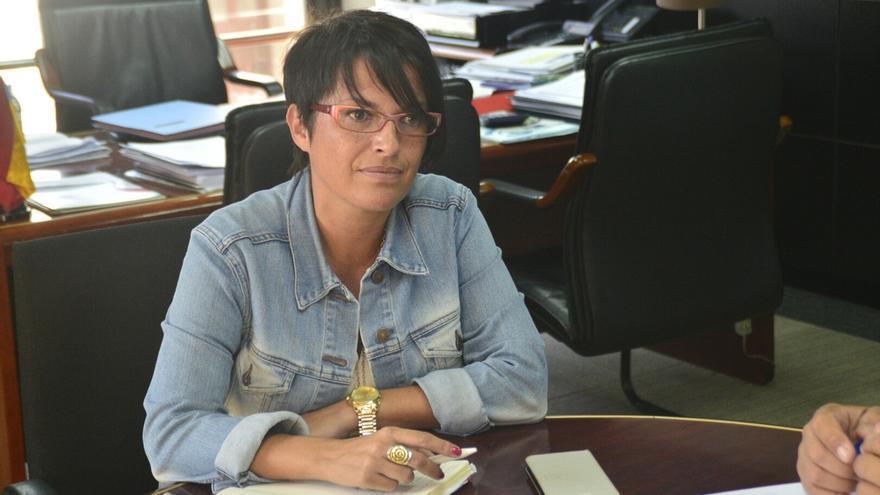 El BOE publica el nombramiento de Elena Máñez como delegada del Gobierno en Canarias