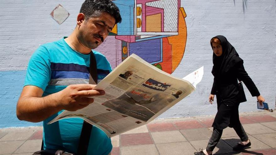 Irán convoca al diplomático emiratí en protesta por el dron estadounidense