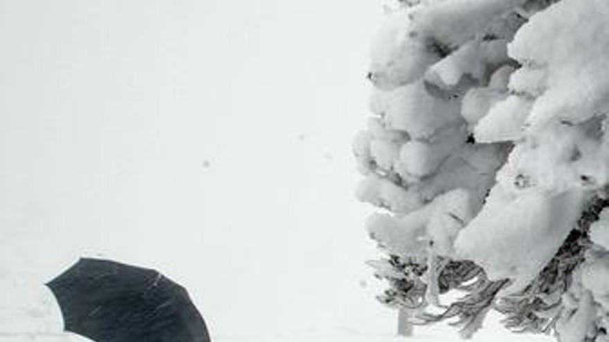 Nieve y heladas