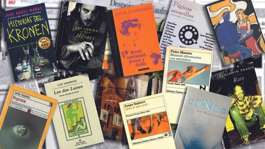 Los libros de una generación. Fotograma de 'Generación Kronen'