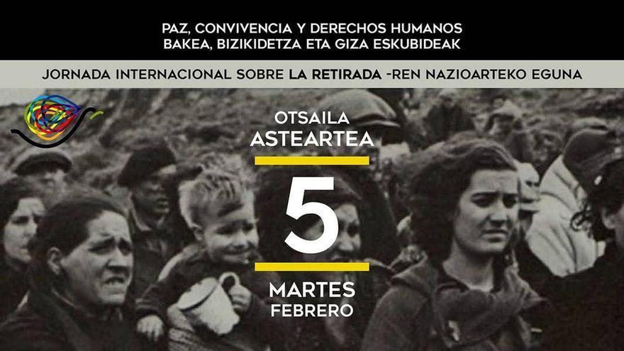 El Gobierno foral edita un documental sobre los navarros internados en el campo de concentración de Gurs