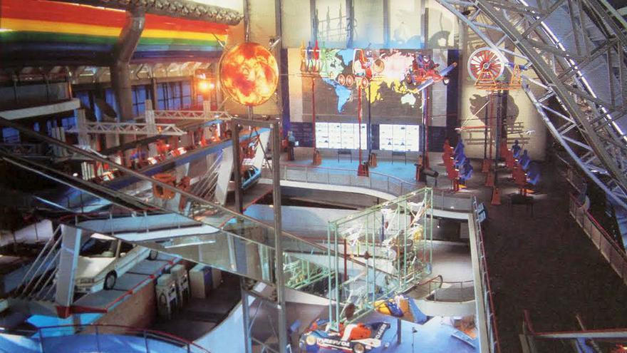 Pabellón de la Energía (Expo 92)