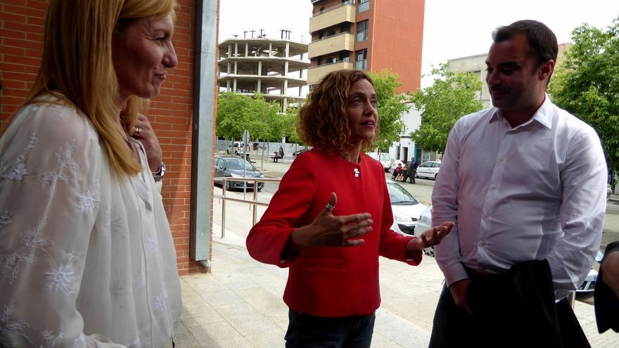 """Batet ve una """"doble irresponsabilidad"""" de Trias y Colau en los disturbios de Gràcia"""