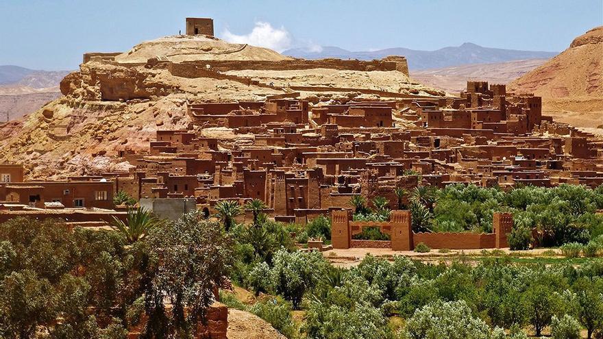 Fortaleza de Morocco en Marruecos. (DP).