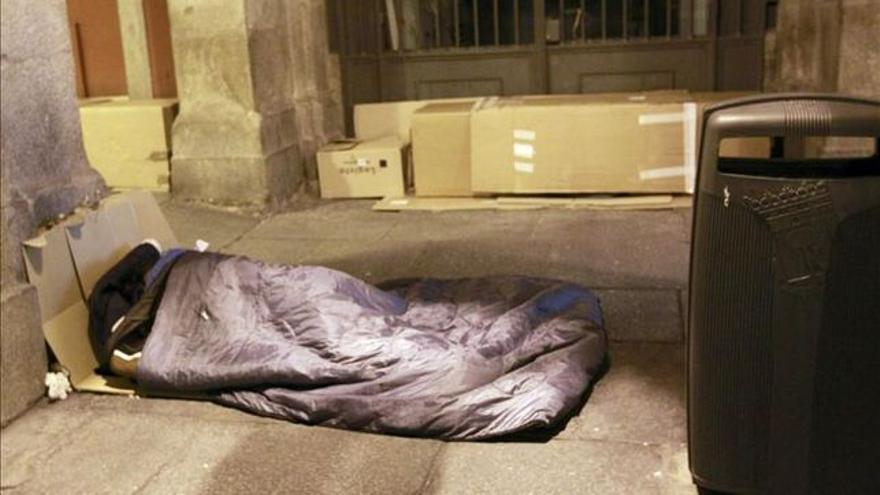 Las personas sin hogar viven 20 años menos de media que las que tienen una vivienda digna.