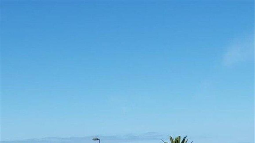 Joven detenido tras saltarse el confinamiento en Tenerife para ir a playa en la zona de Santiago del Teide