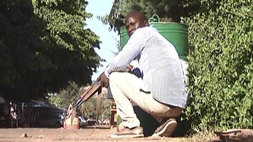 """El presidente de Mali habla de """"situación preocupante"""", pero no """"desesperada"""""""