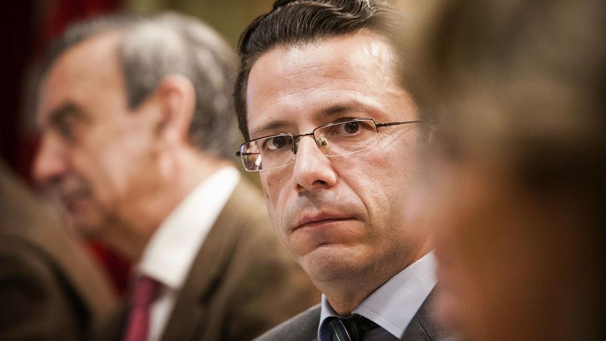 Lasquetty abandona la política deja su escaño como diputado y su puesto de vicesecretario del PP de Madrid