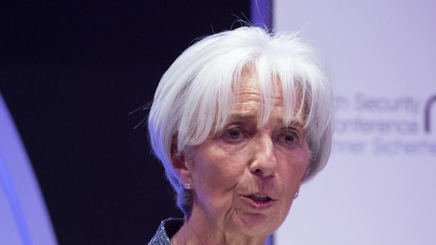 Lagarde (FMI) se libra de tener que declarar como testigo por el 'caso Bankia'
