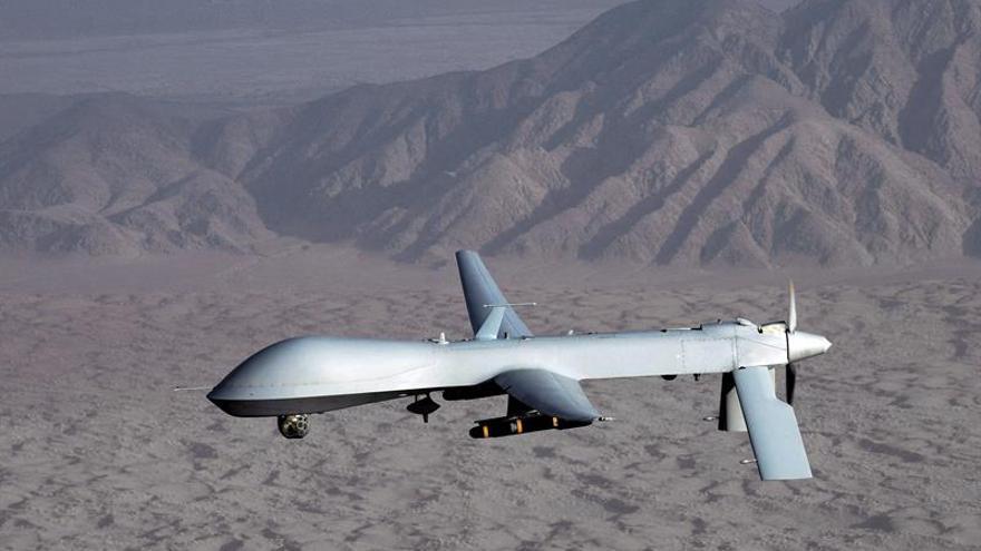 Irán anuncia el derribo de un dron espía de EEUU cerca del estrecho de Ormuz