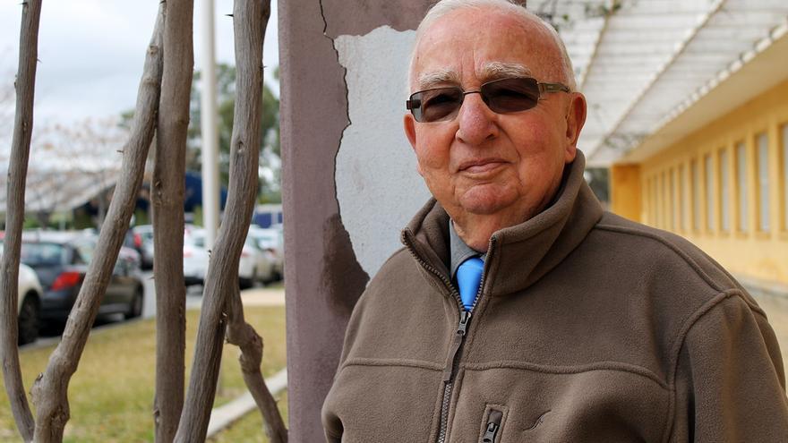 Jorge Klainman, superviviente del Holocausto.