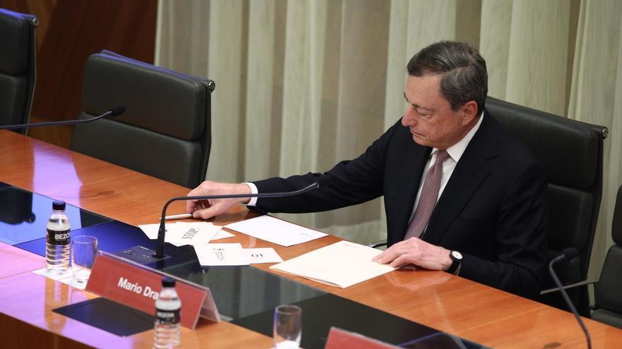 Draghi se despedirá del BCE recortando la tasa de depósito en septiembre, según S&P