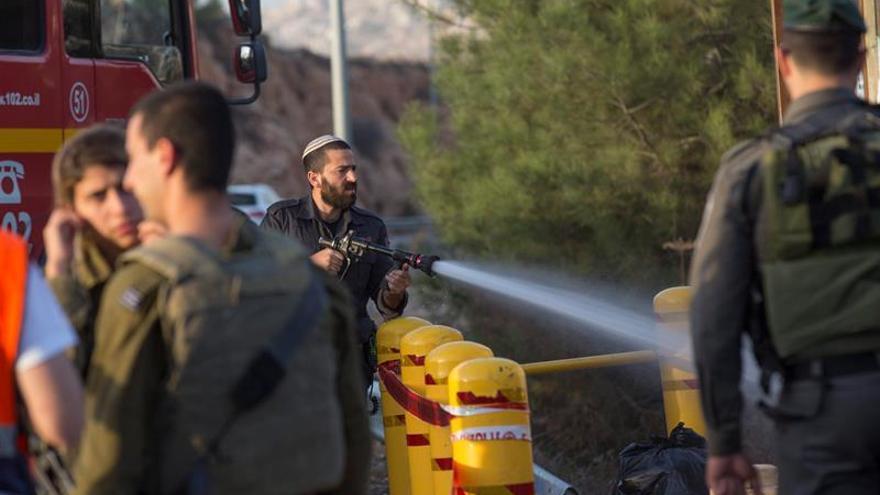 Un palestino muerto a manos del Ejército israelí tras intentar apuñalar a un soldado