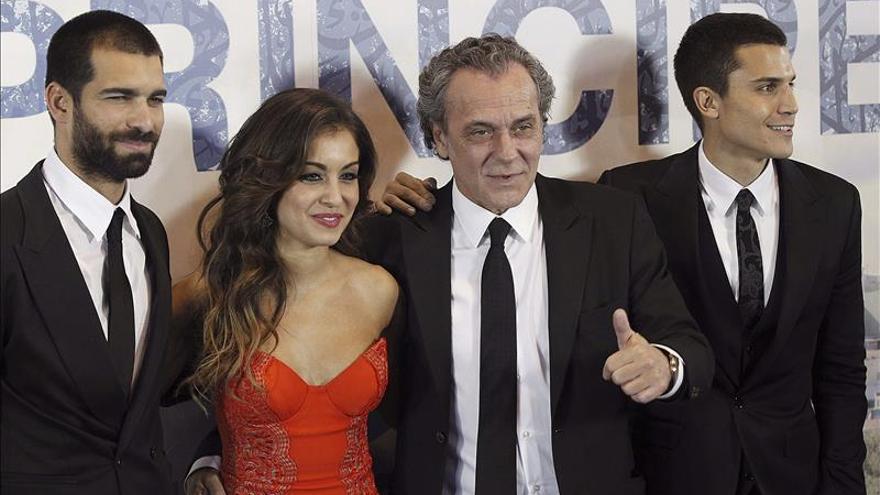 """""""El Príncipe"""" se estrena en Telecinco con casi 4,5 millones de espectadores"""