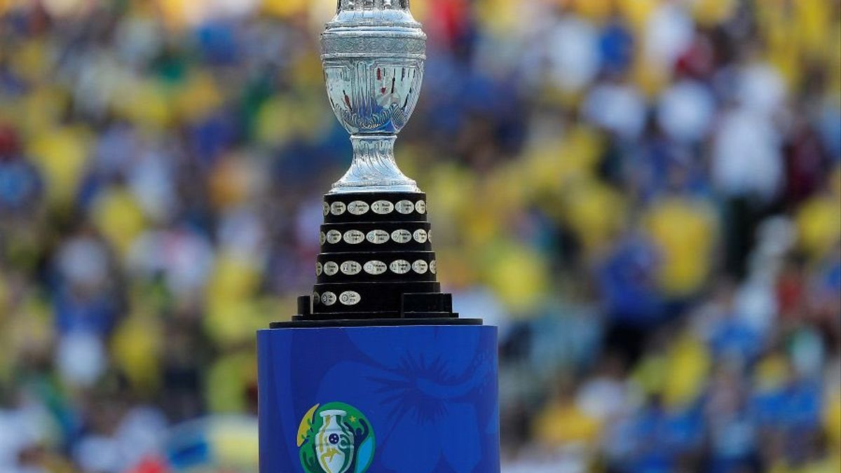 La Copa América finalmente se disputará en Brasil.