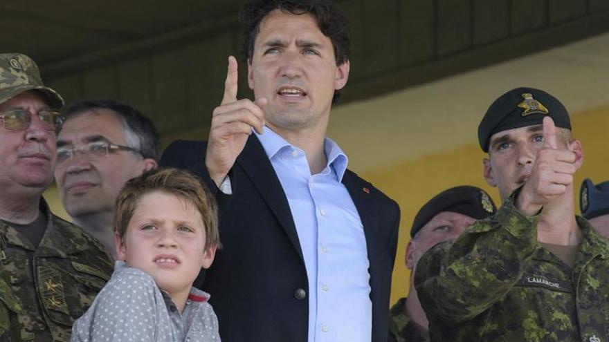 Trudeau inicia este martes una gira por Latinoamérica centrada en el comercio