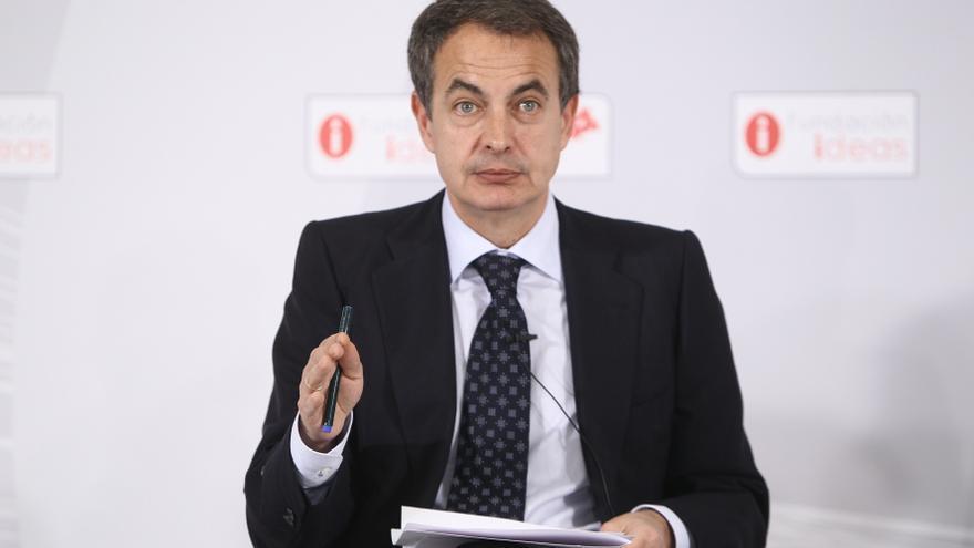 """Zapatero asegura que dio la cara contra la crisis y que la austeridad """"era inevitable"""""""