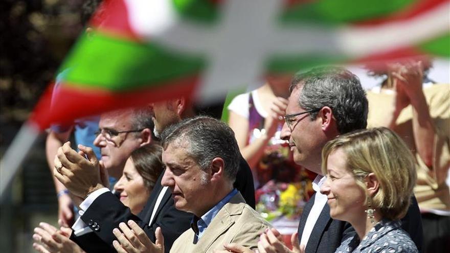 Urkullu: Somos el partido del acuerdo y juntos seremos más fuertes
