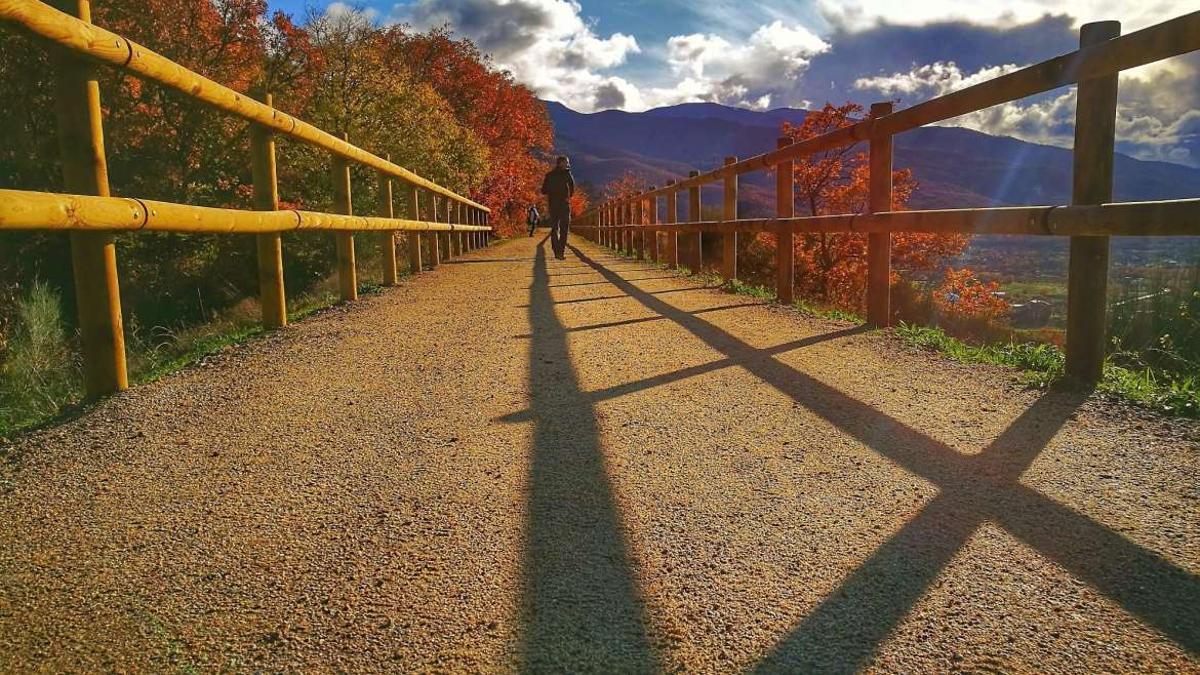 Camino natural Via de la Plata