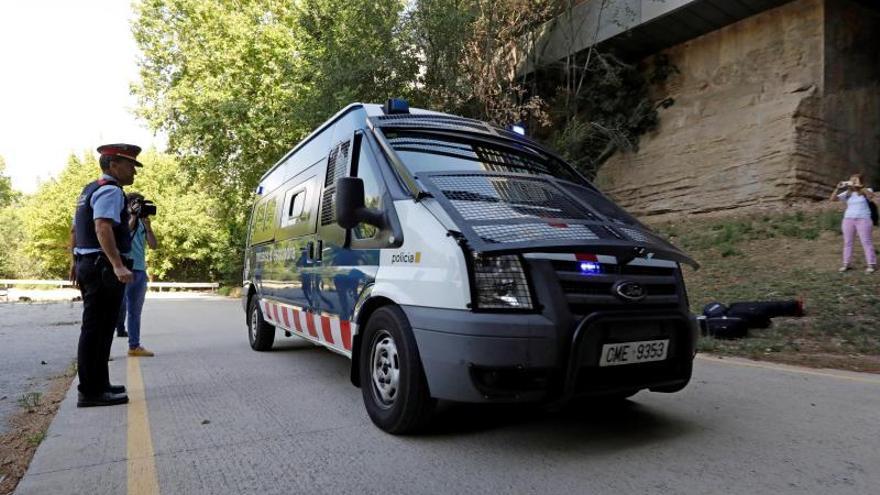 Los 4 detenidos por violación en Manresa pasan a disposición judicial