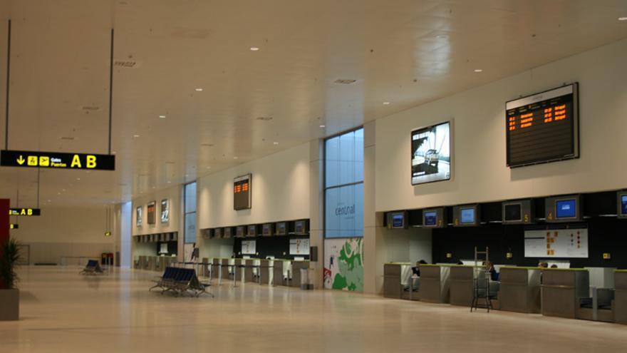 El aeropuerto de Ciudad Real, otro legado fantasma de la burbuja.