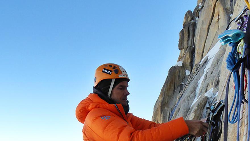concurso chaqueta Ladakh Ternua, Alberto Iñurrategi