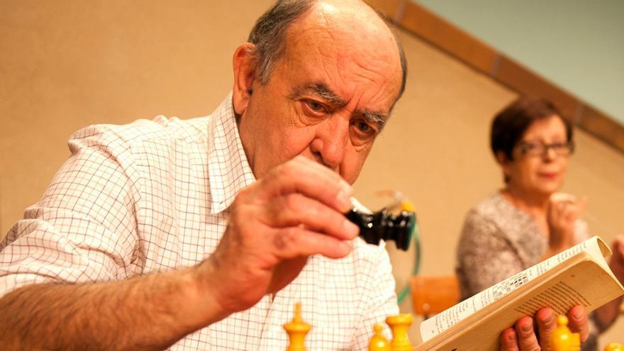 El actor alcoyano Pep Cortés.