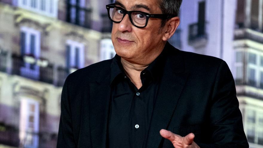 Andreu Buenafuente, en el FesTVal de Vitoria 2020