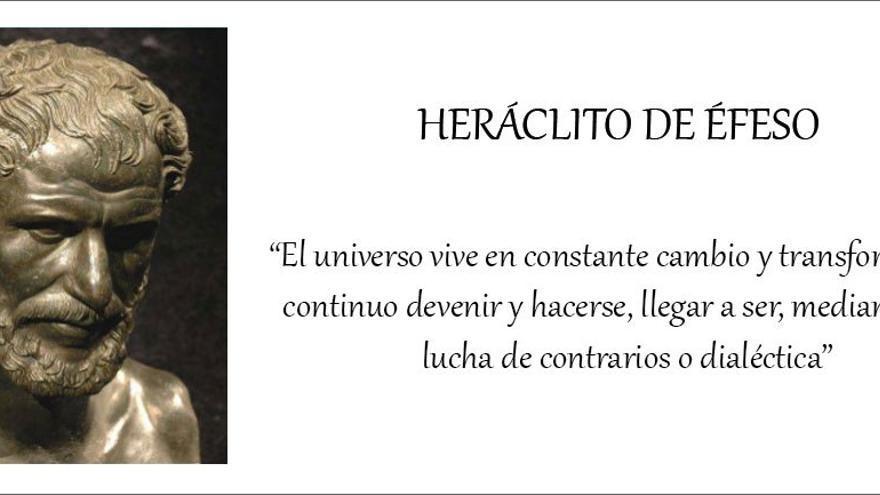 Heráclito de Éfeso, filósofo griego, 540 a.C. – 480 a.C. (Wiki).