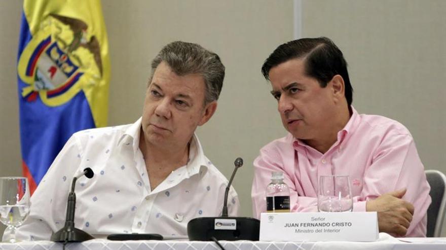 Ministro dice que la ONU anunciará mañana avances en dejación de armas de FARC