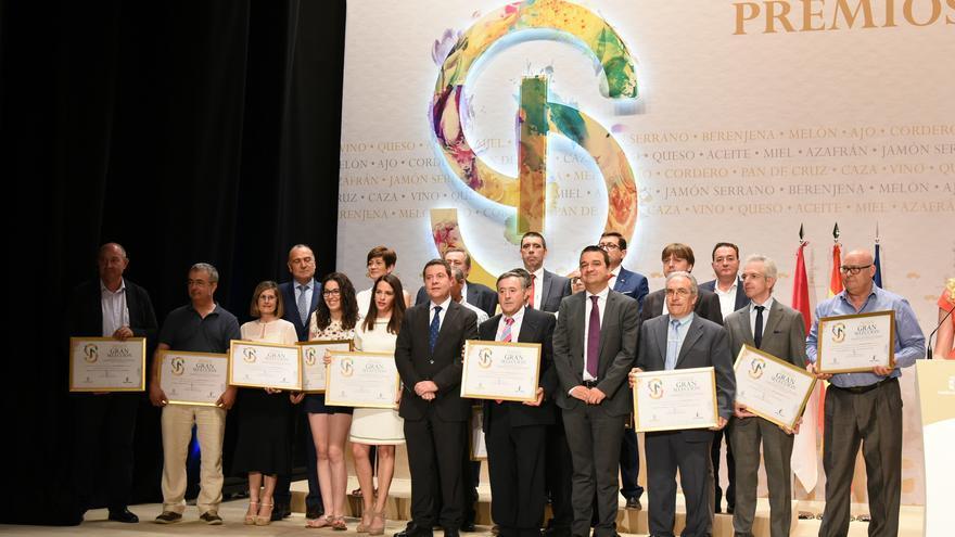 Todos los galardonados en los Premios Gran Selección de Castilla-La Mancha 2017