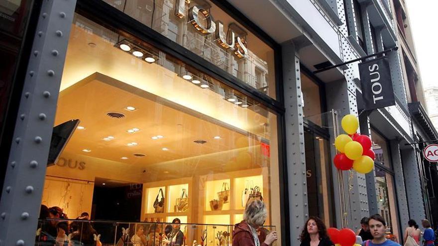 Las ventas de Tous crecen el 9,4 % y superan por primera vez los 400 millones