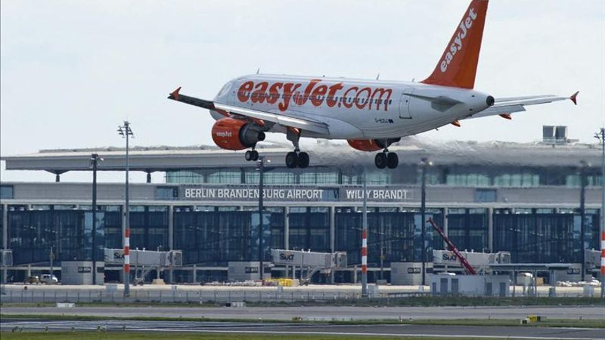 EasyJet aumenta su beneficio anual un 56 por ciento, hasta 474 millones de euros