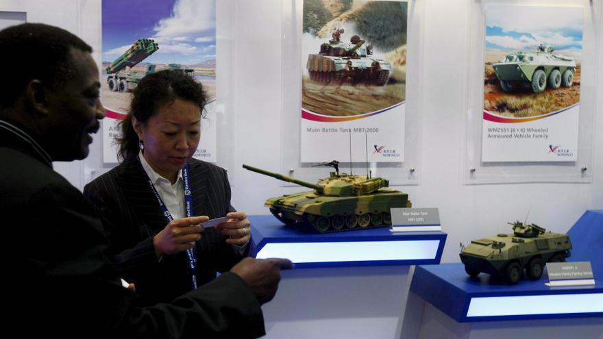 España y Brasil apuestan por el pujante mercado de defensa de África